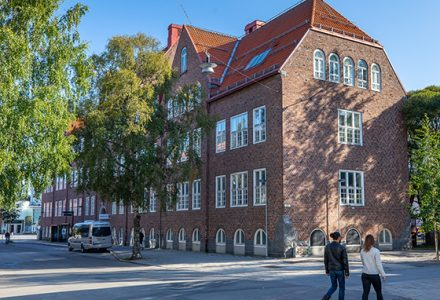 Vasaskolan ombyggnad